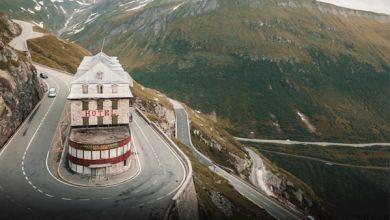 Fahrspass auf Schweizer Pässen: Furkapass