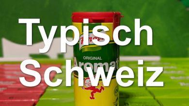 5 Produkte, die typisch Schweiz sind