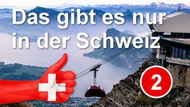 """Folge 2 von """"Das gibt es nur in der Schweiz"""""""