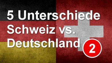 Folge 2 von Unterschiede zwischen Deutschland und Schweiz