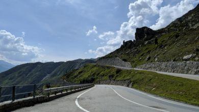 Fahrspass auf Schweizer Pässen: Grimselpass