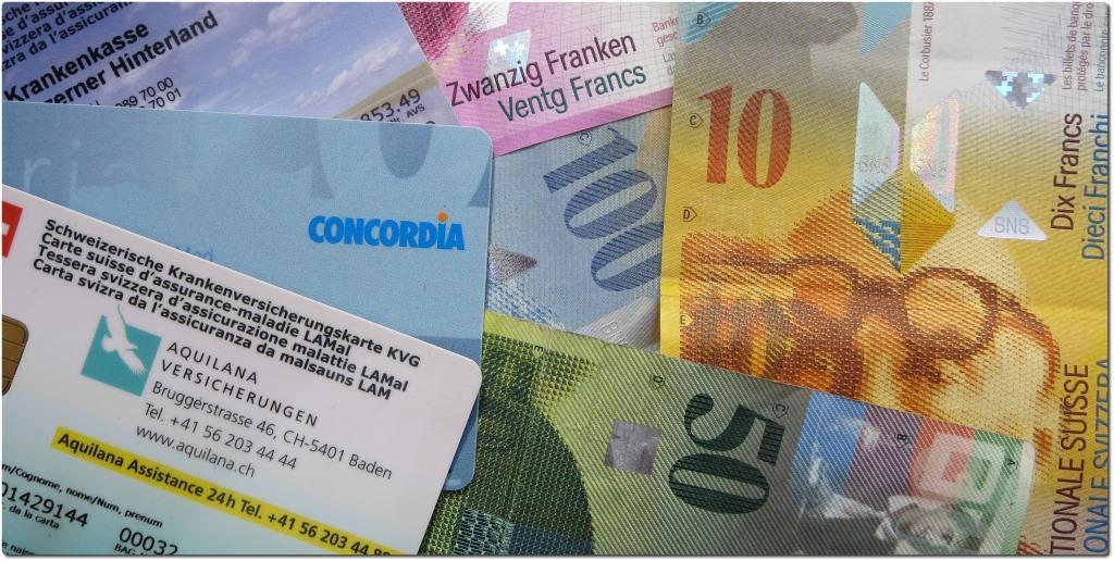 Krankenkassenwechsel Schweiz